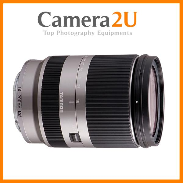 Tamron 18-200mm F3.5-6.3 XR Di III VC Lens For Sony E Mount