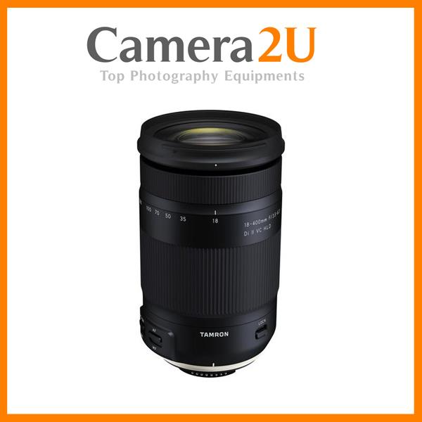 Tamron 18-400mm f/3.5-6.3 Di II VC HLD Lens (Import) for Canon