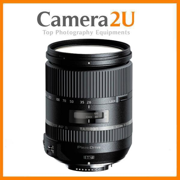 NEW Tamron 28-300mm F3.5-6.3 Di VC PZD Lens For Nikon