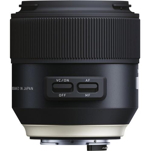 New Tamron 85mm F/1.8 SP Di VC USD Lens Canon Mount (Import)