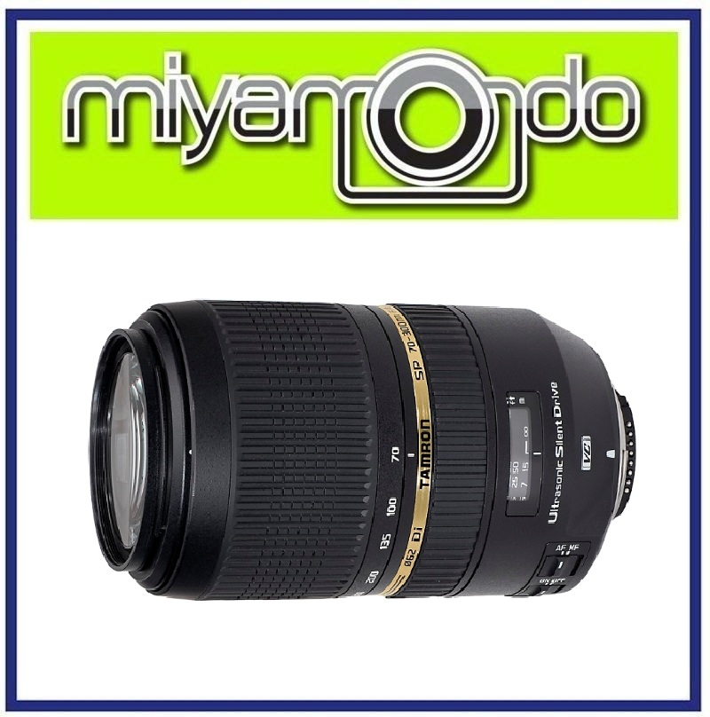 NEW Tamron AF 70-300mm F4-5.6 Di VC USD Lens For Canon Mount. ‹ ›