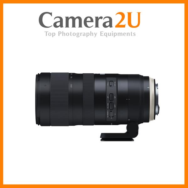 Tamron Msia SP 70-200mm f/2.8 Di VC USD G2 Lens for Canon
