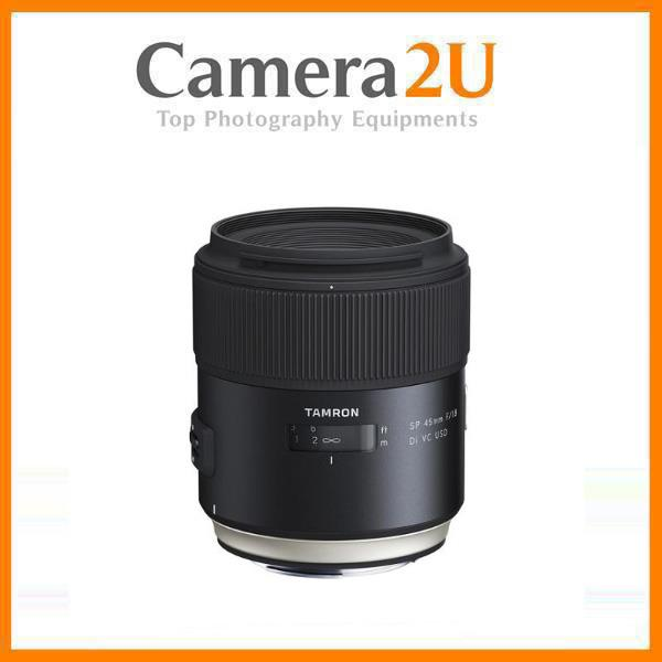 Tamron SP 45mm F/1.8 Di VC USD Lens