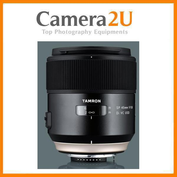 TAMRON SP 45MM F1.8 Di VC USD (ORIGINAL MALAYSIA WARRANTY)