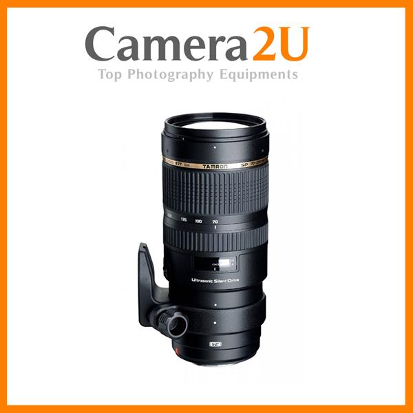 NEW Tamron SP 70-200mm F2.8 Di VC USD Lens For Canon Mount