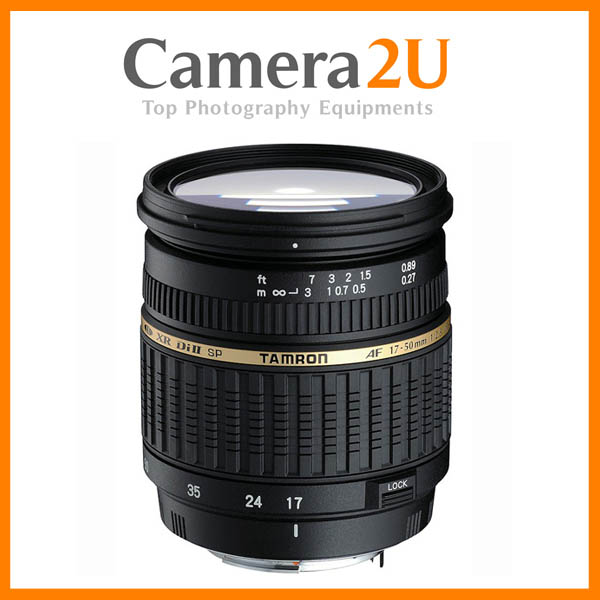 NEW Tamron SP AF 17-50mm F/2.8 XR Di II LD IF Lens For Canon