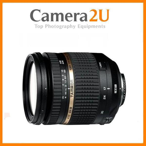 NEW Tamron SP AF 17-50mm F/2.8 XR Di II VC For Canon Mount