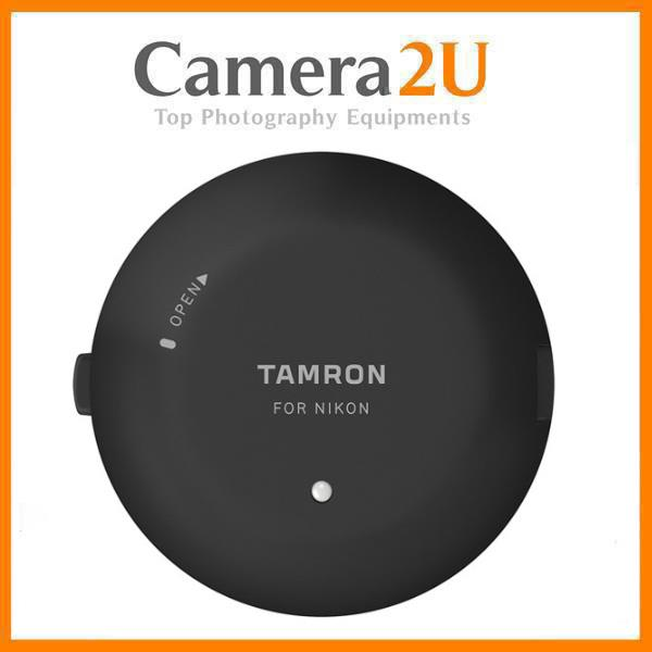 NEW Tamron Tap-in Console for Nikon
