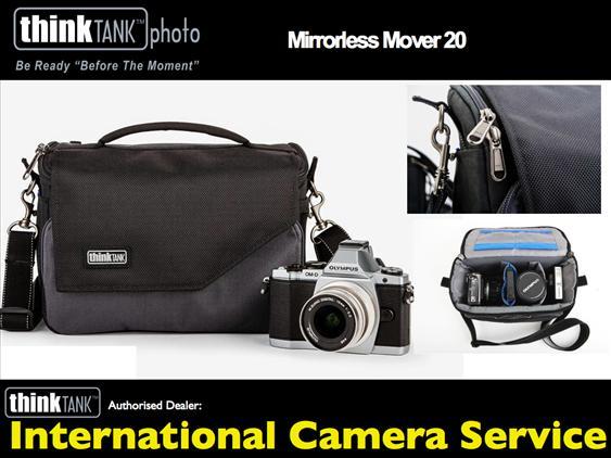 Think Tank Photo Mirrorless Mover 20 Bag Fit Mirrorless Camera