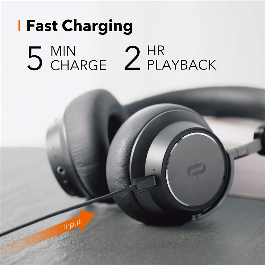 TaoTronics BH046 Hybrid Active Noise Cancelling Bluetooth Headphones