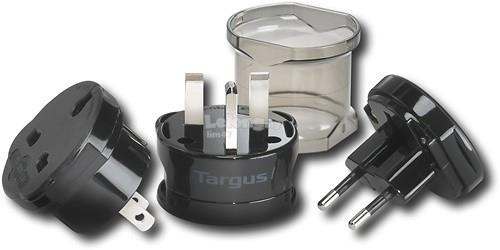 Targus All in 1 International Travel Adapter - Universal Plug