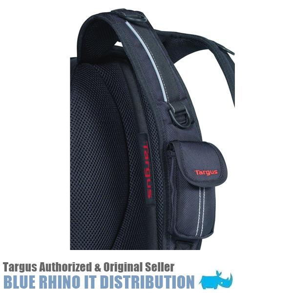 "Targus 15.6"" Element Laptop Bag/ Backpack - Black (TSB227AP)"