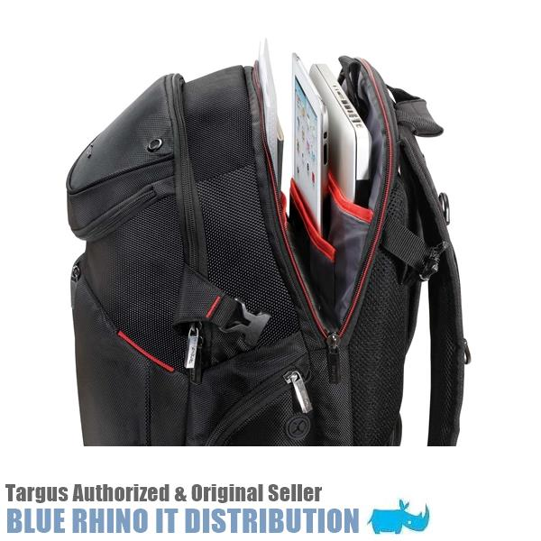 "Targus 15.6"" Metropolitan Premium Laptop Bag/ Backpack (TSB918)"