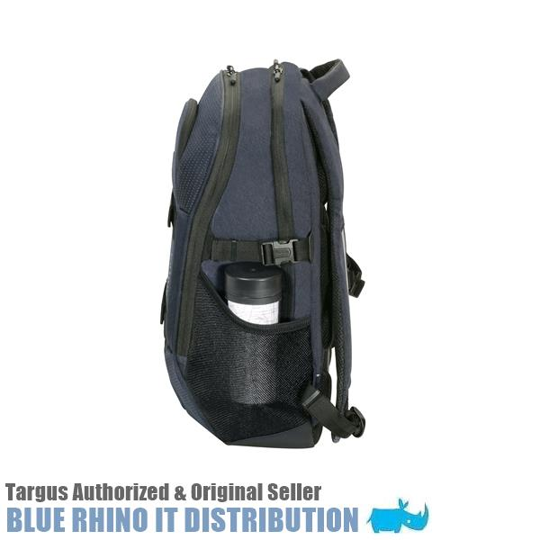 "Targus 15.6"" Urban Explorer Laptop Bag/ Backpack - Blue (TSB89702)"