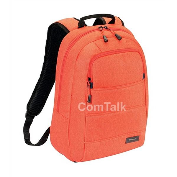 Targus 15' Groove X Compact Backpack for MacBook® (Fiesta Orange)