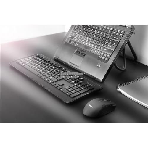 910719cb24c TARGUS KM001 Wireless Keyboard and Mouse Combo Set (Original Targus Ma