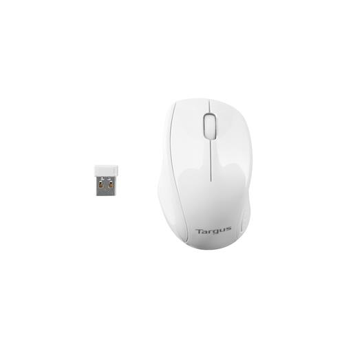 Targus Mouse Wireless Optical (white) AMW57101AP 1600 DPI