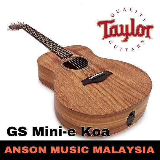 Taylor GS Mini-e Koa w/Taylor Gig Bag