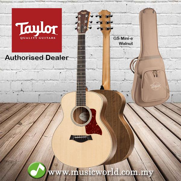 TAYLOR Guitar GS Mini-e Walnut Acoustic Guitar Pickup with Bag (GS Min