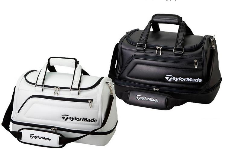 Taylormade Golf Garment Bag Black White Free Shipping From Ove