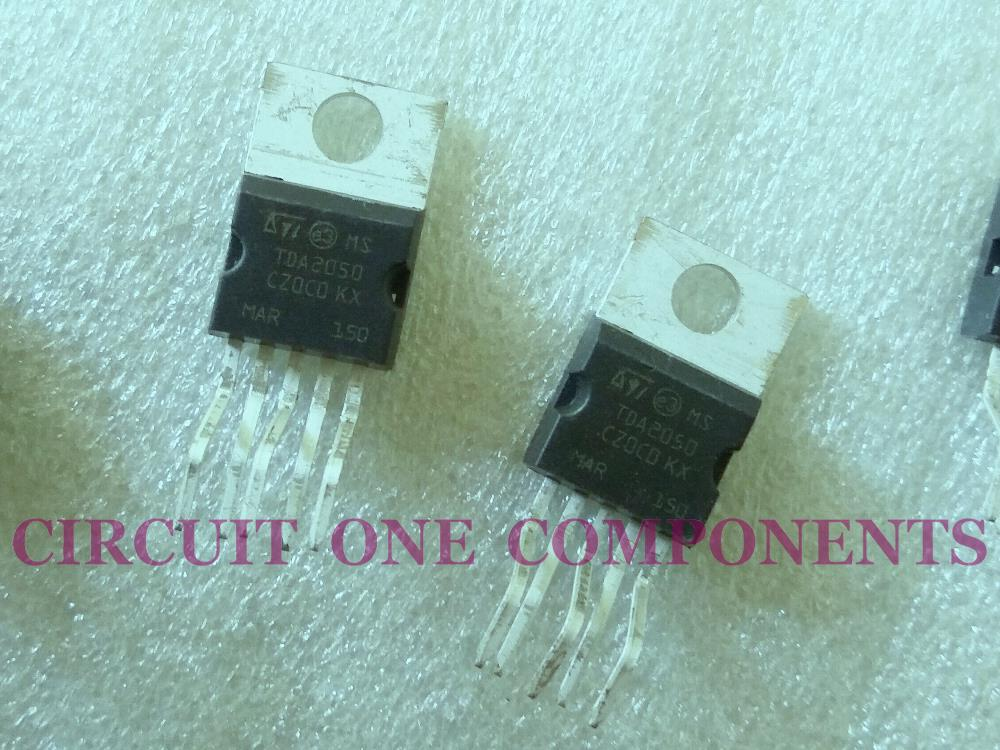 TDA2050 Audio Power Amplifier IC - Each