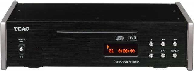 TEAC PD-501HR-B / PD501HR CD Player (PM for Best Price)