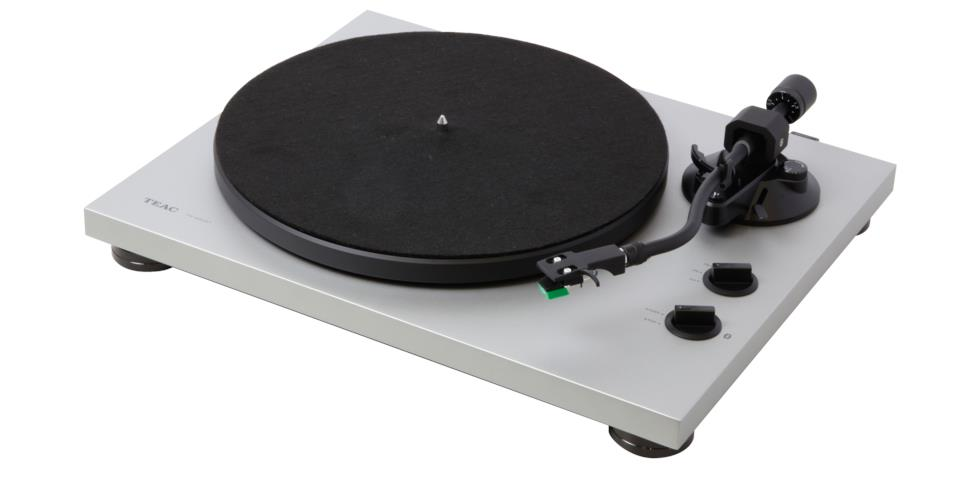 Teac TN-400 BT MW / Analog Turntable with Bluetooth