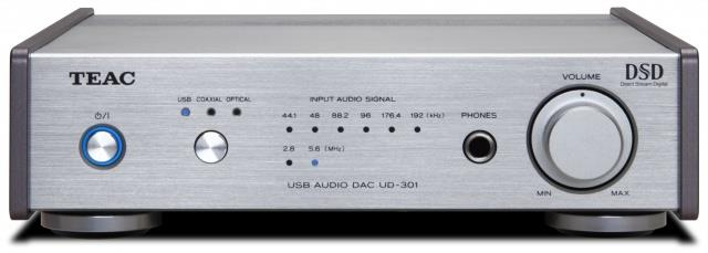 TEAC UD-301 / UD301 Dual Monaural DAC (PM for Best Price)