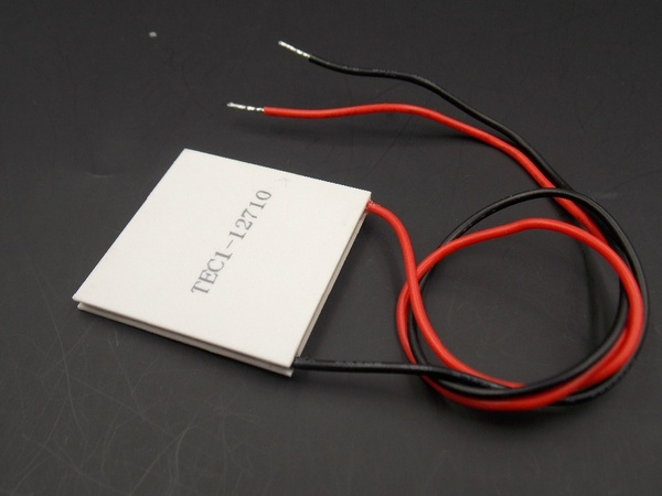 TEC1-12710 DC12V 10A Thermoelectric Cooler Peltier 40*40*