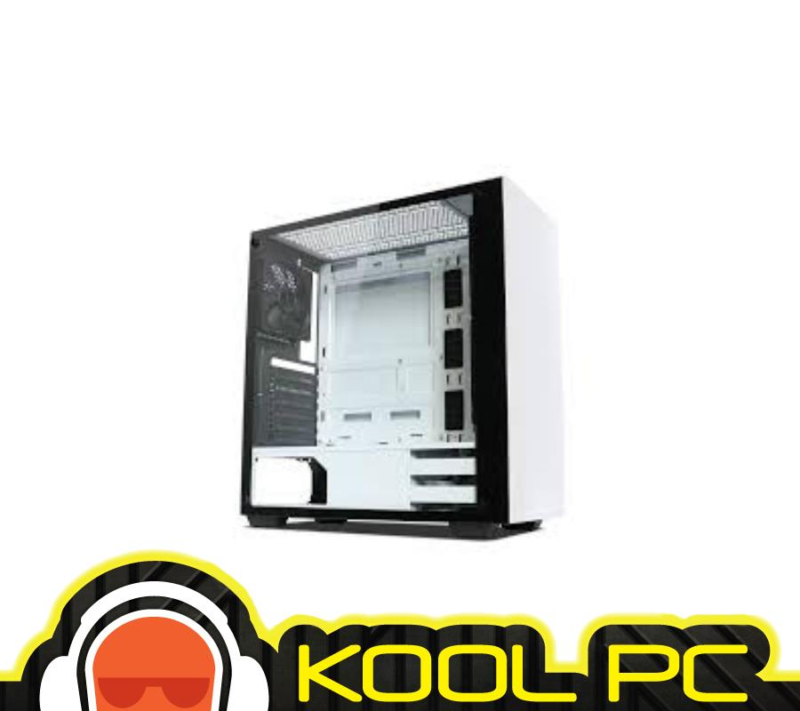 * Tecware Nexus White ATX Gaming Case