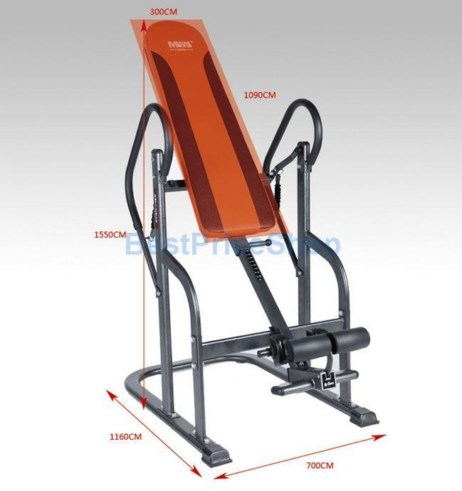 Teeter MK-5002 Inversion Table - Rel (end 6/12/2019 1:02 PM)