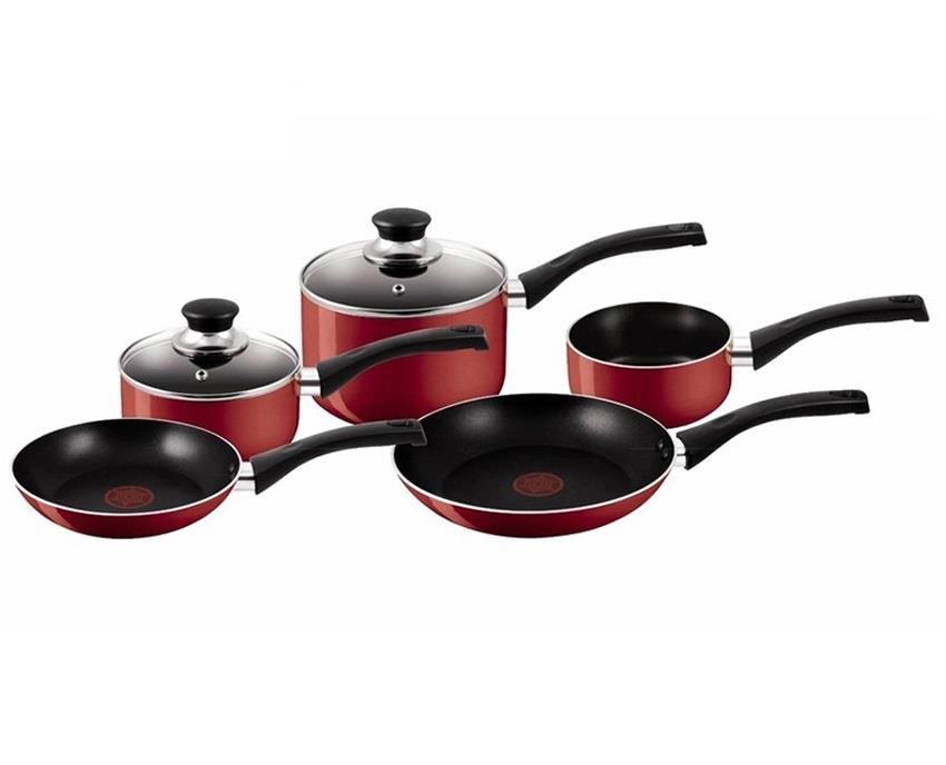 tefal bistro 5-piece cookware set re (end 2/13/2019 3:15 pm)