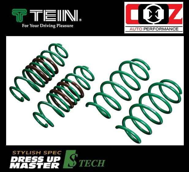TEIN LOWERED SPORT SPRING [S-TECH] MAZDA 2