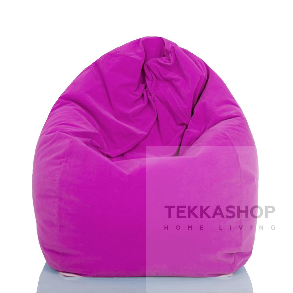 Amazing Tekkkashop Ssfbbp Living Room Colourful Fabric 3Kg Bean Bag 110Cm X 70Cm P Caraccident5 Cool Chair Designs And Ideas Caraccident5Info