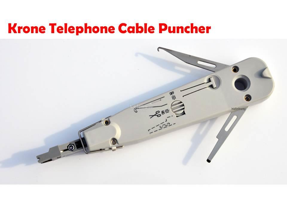 Telephone Cable Puncher/ Insertion To (end 9/9/2018 7:15 PM)