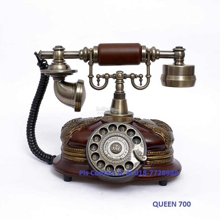 TELEPHONE QUEEN