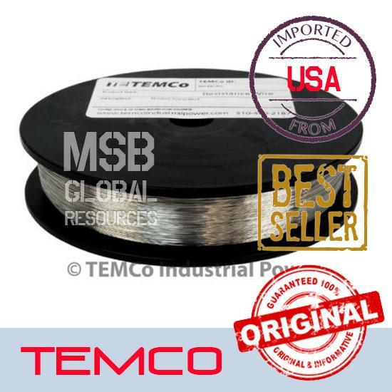 TEMCo Nichrome wire 26awg 100 FT F (end 10/16/2016 10:15 PM)
