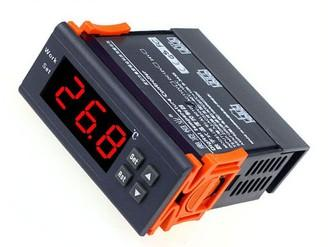 Temperature Controller Thermocouple termometer TK0128H