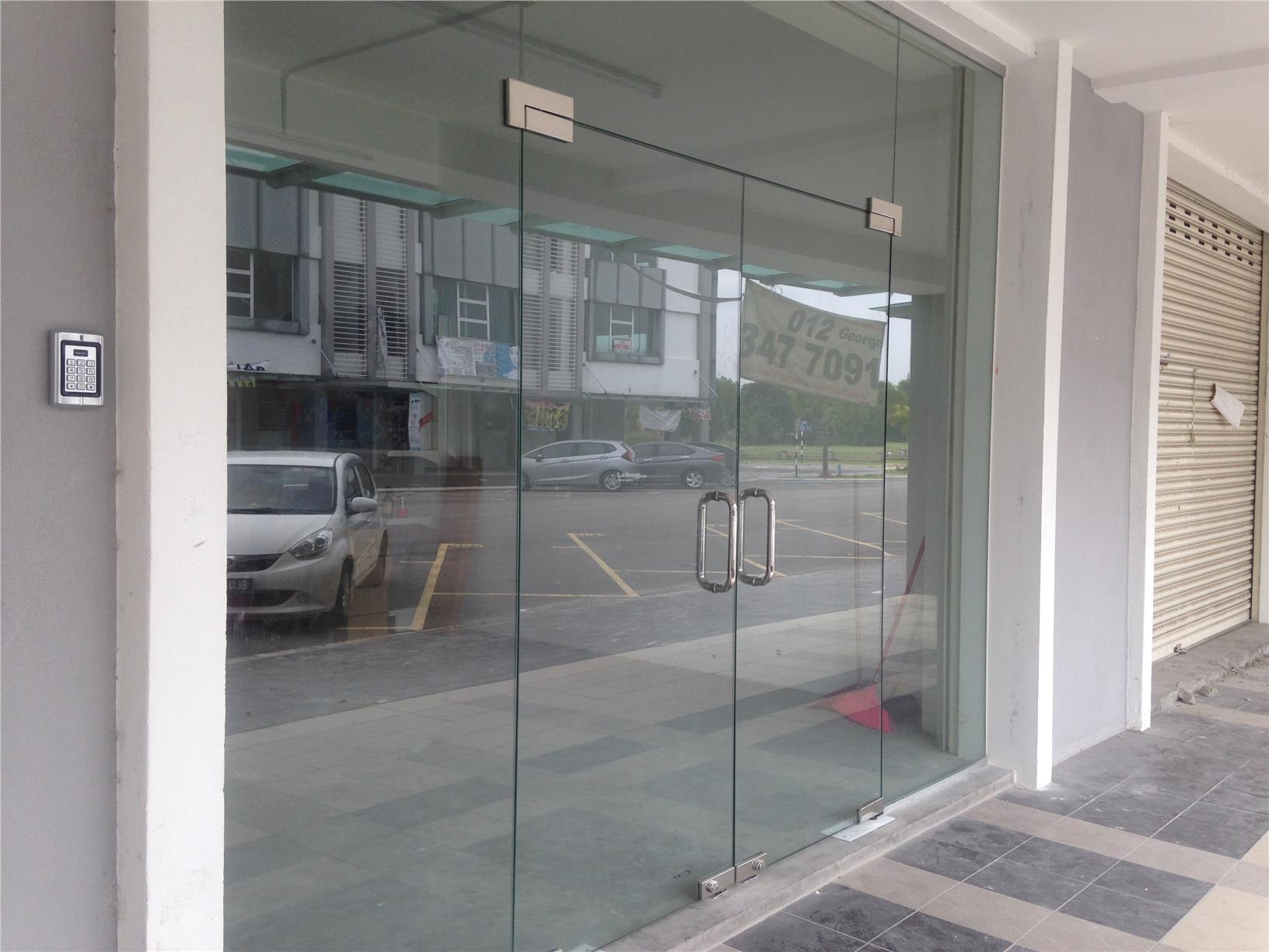Tempered Glass Door End 2 24 2017 6 15 Pm