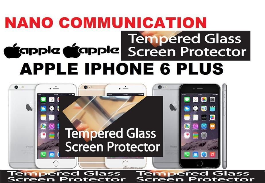 TEMPERED GLASS SCREEN PROTECTOR APPLE IPHONE 6 PLUS
