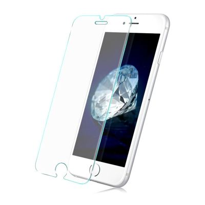 Tempered Glass Screen Protector Film for iPhone 7 Plus/8 Plus (TRANSPARENT)
