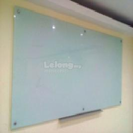 TEMPERED GLASS WRITING BOARD 4' X 6'
