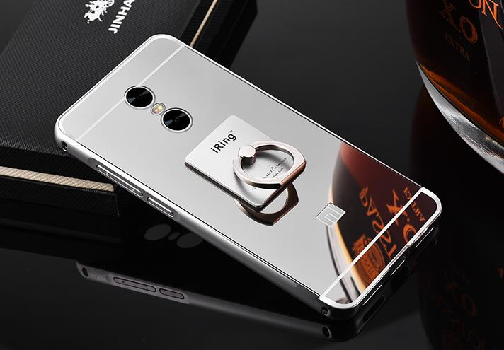 check out be449 89c6f @Tempered Glass Xiaomi Redmi Note4x Note 4X Back Casing Case Cover