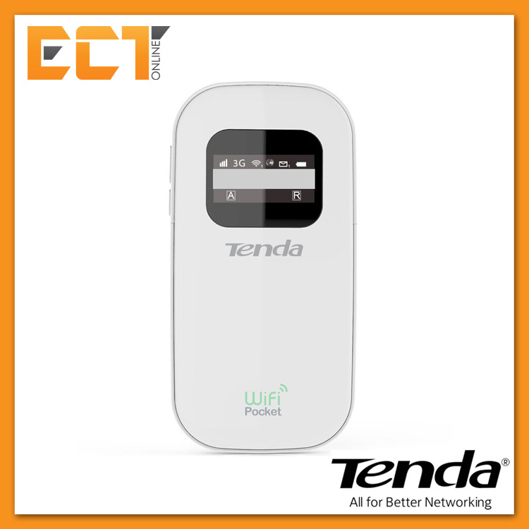 Tenda 3G185 Wireless Portable High Speed WiFi Hotspot Enable to Directly Plug
