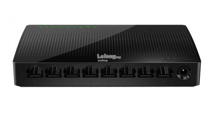 Tenda 8-Port Gigabit Desktop Switch (SG108)