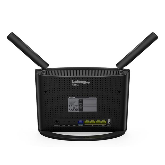 TENDA AC9 Gigabit AC1200 Dual Band 5Ghz & 2.4Ghz Wireless WiFi Router