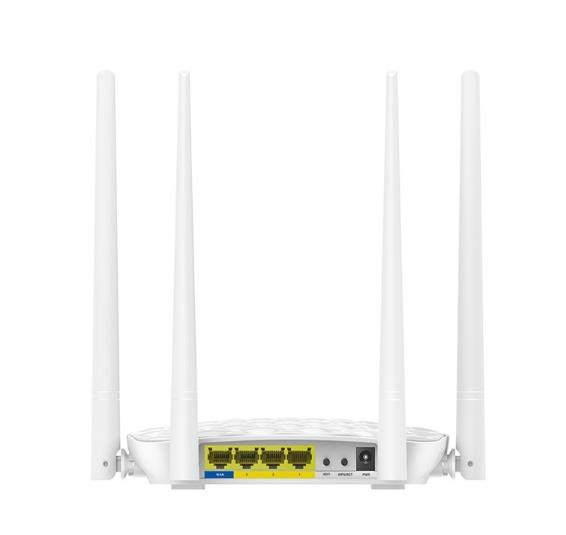 TENDA N300 WITH 4 ANTENNA WIFI ROUTER (FH456)