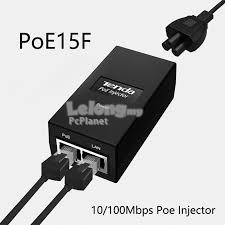 Tenda PoE15F Power over Network 10/100Mbps PoE Injector