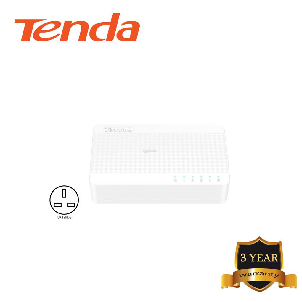 Tenda S105 5-port 10/100M Fast Ethernet Switch