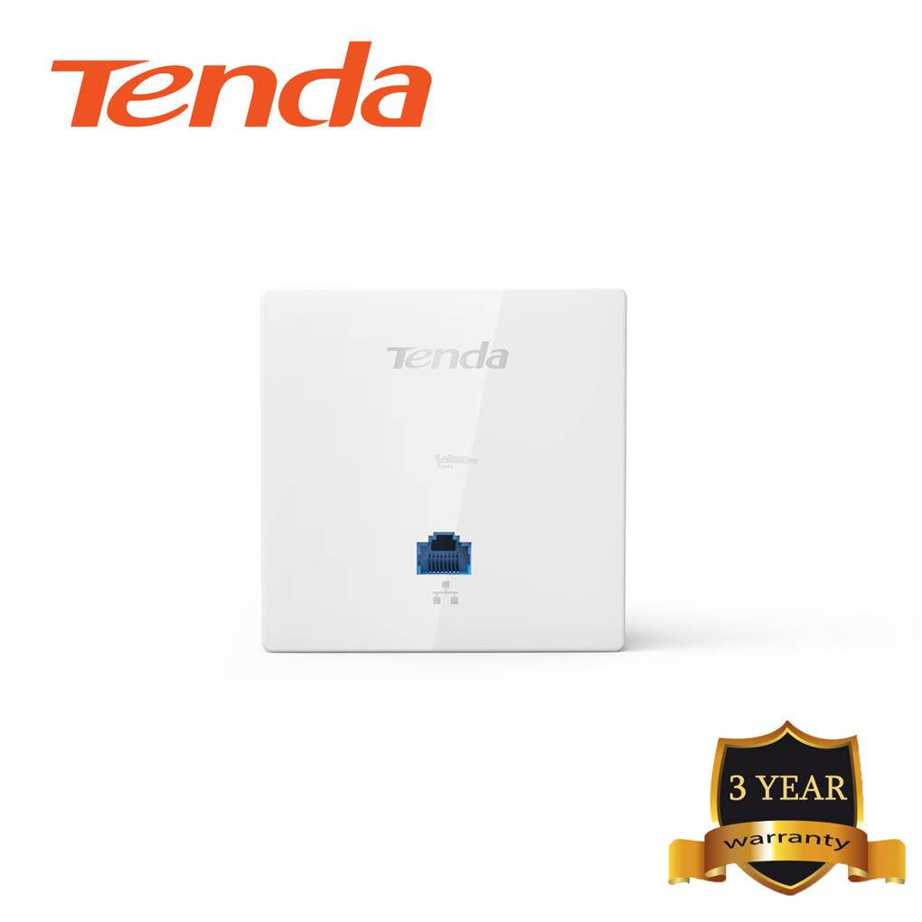 Tenda W6-S N300 In-Wall Wireless Access Point